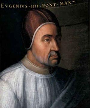 Pope Eugene IV - Image: Papst Eugen