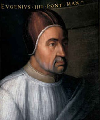 James I of Scotland - Pope Eugenius IV
