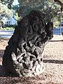 "Papua New Guinea Sculpture Garden at Stanford University, ""The Gates of Hell"" 4.jpg"