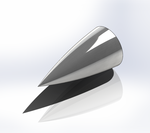 Parabolic (Three-Quarter) Nose Cone Render.png