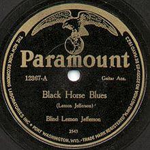 Blind lemon jefferson matchbox blues