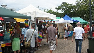 Parap, Northern Territory - The Parap markets
