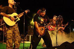 Parikrama (band) - Image: Parikrama at pearl