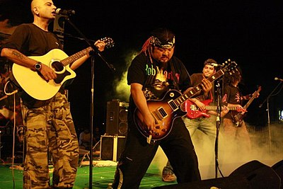 Picture of a band or musician: Parikrama