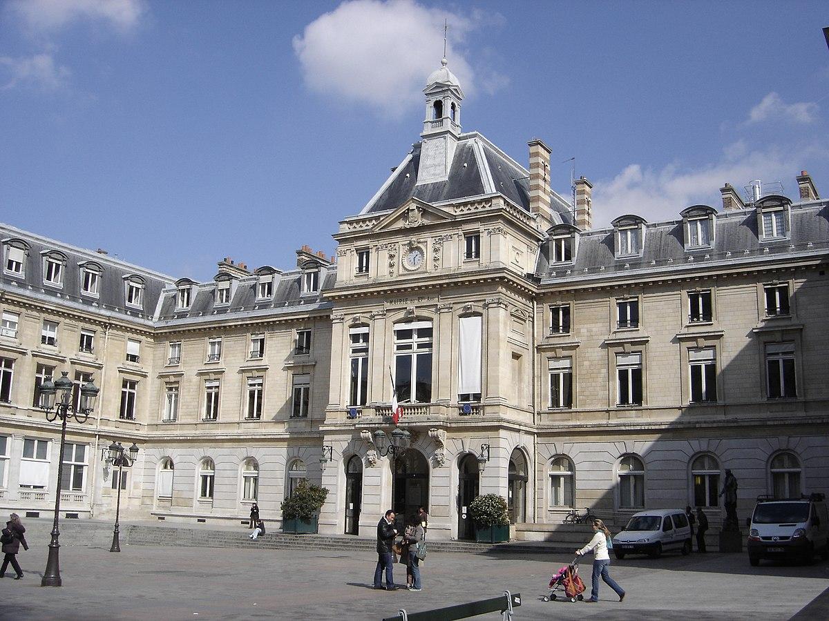 mairie du 15e arrondissement de paris wikip dia. Black Bedroom Furniture Sets. Home Design Ideas