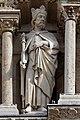 Paris - Cathédrale Notre-Dame -Galerie des rois - PA00086250 - 002.jpg