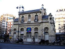 Station Boulainvilliers