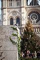 Paris 75004 Parvis Notre-Dame crypte archéologique 01a entrance.jpg