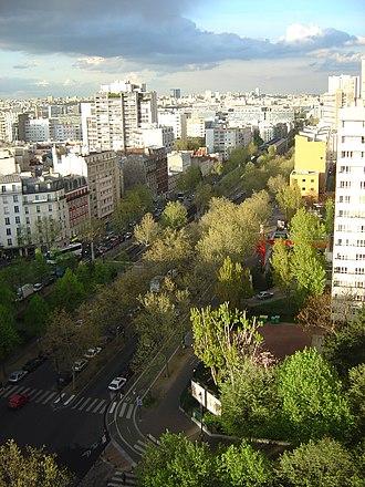 13th arrondissement of Paris - Image: Paris Bd Vincent Auriol DSC00879