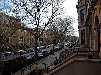 Neighborhoods in New York City - Prospect Heights, Brooklyn
