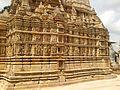 Parsvanatha Temple side 1 Khajuraho.jpg