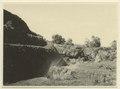Parti av Cuicuilco-pyramiden - SMVK - 0307.b.0030.tif