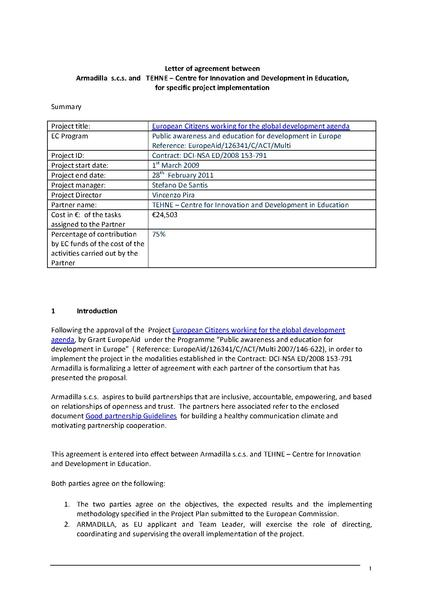 File Partnership Agreement Letter Pdf Wikimedia Commons