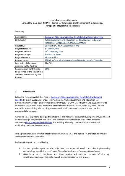 File Partnership Agreement Letter Pdf Wikimedia Commons