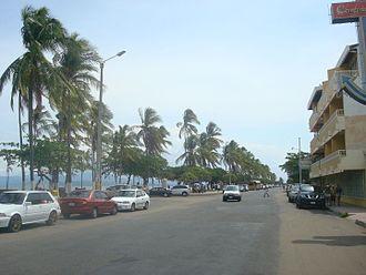 Puntarenas - Image: Paseo de los Turistas. Puntarenas. Costa Rica