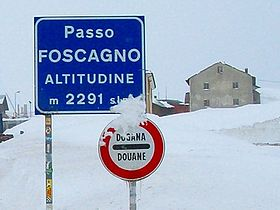 Image illustrative de l'article Col de Foscagno