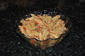 Pasta salad - Image: Pasta salad
