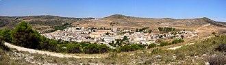 Pastrana, Spain - Image: Pastrana Guadalajara Spain Panorama