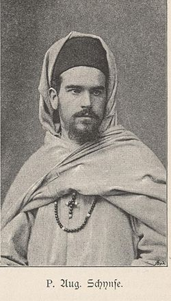 August Schynse atya
