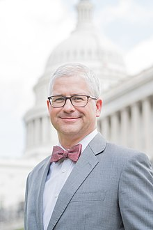 Patrick McHenry, official portrait, 116th Congress.jpg
