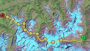 Patrouille des Glaciers - Image: Patrouille des glaciers
