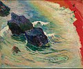 Paul Gauguin La Vague.JPG