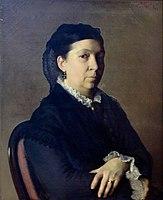 Paul Leroy 1880 Portrait de la mère de l'artiste.jpg