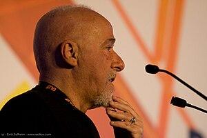 Paulo Coelho DLD 08