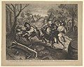 Peasants Fighting over a Game of Cards MET DP826011.jpg