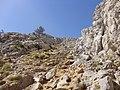 Pedraforca -ascensió al cim des de l'enforcadura.JPG