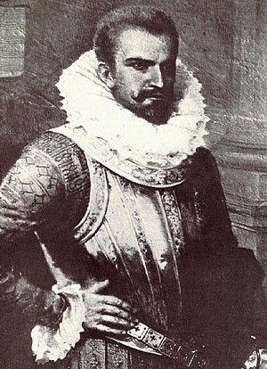 El Salvador - Spanish Conquistador Pedro de Alvarado.