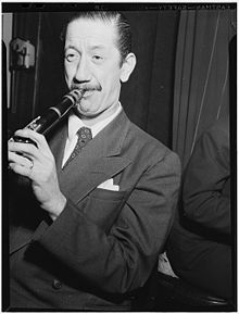 Pee Wee Russell, New York, 1946