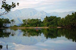 mountain in Indonesia