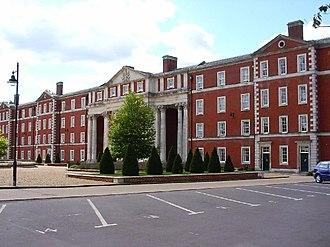 Peninsula Barracks - Peninsula Barracks