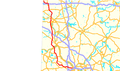 Pennsylvania Route 60 map.png