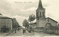 Penol, place de l'église.jpg