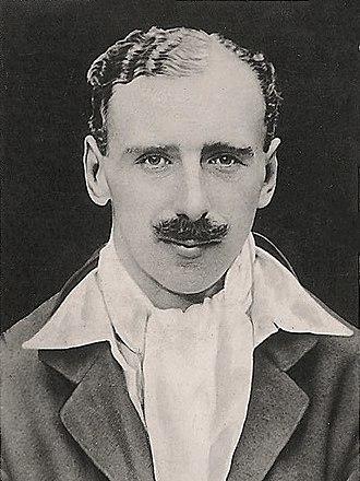 Percy Fender - Fender on a 1922 card