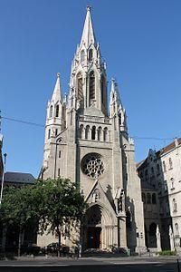 Perpetual Adoration Church, Budapest.jpg