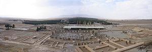 Persepolis - A general view of Persepolis.