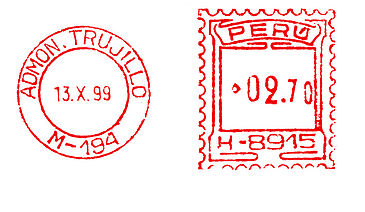 Peru stamp type BE1.JPG