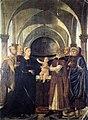 Perugino - Presentazione di Gesù al Tempio, Collezione privata, Roma.jpg
