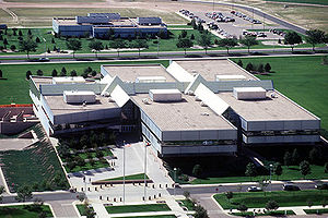 Peterson Air Force Base - Image: Peterson AFB
