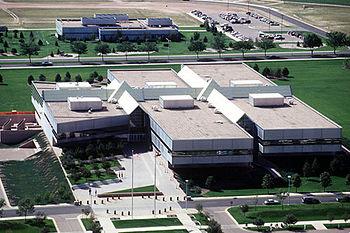 AFSPC Headquarters, Peterson AFB, Colorado Springs.