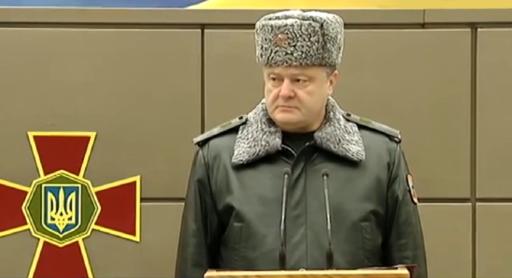 Petro Poroshenko, 13 February 2015