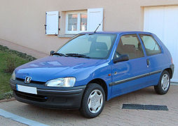 Peugeot 106 wikipedia la enciclopedia libre for Interieur 106 sport