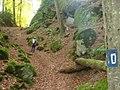 Pfad 10 Zur Teufelsschlucht (Path 10 to the Devil's Gorge) - geo.hlipp.de - 14726.jpg