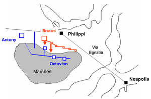 Battle of Philippi - Second Battle of Philippi