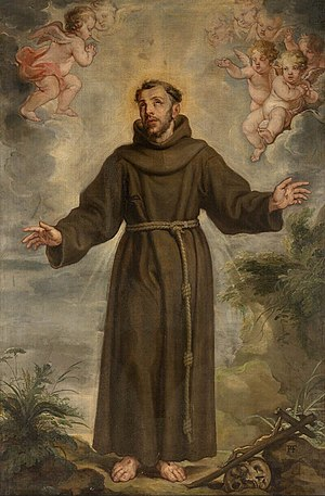 Philip Fruytiers - St. Francis of Assisi