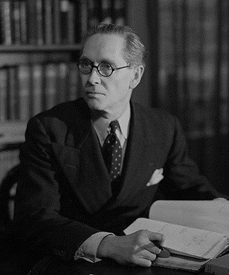 Secretary of State for Commonwealth Relations - Image: Philip Noel Baker 1942