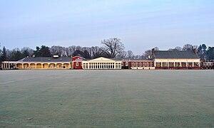 English: Philadelphia Cricket Club in Chestnut...